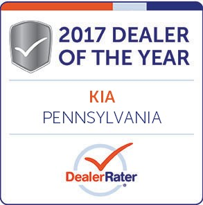 Allentown Kia is the #1 Kia Dealer in PA